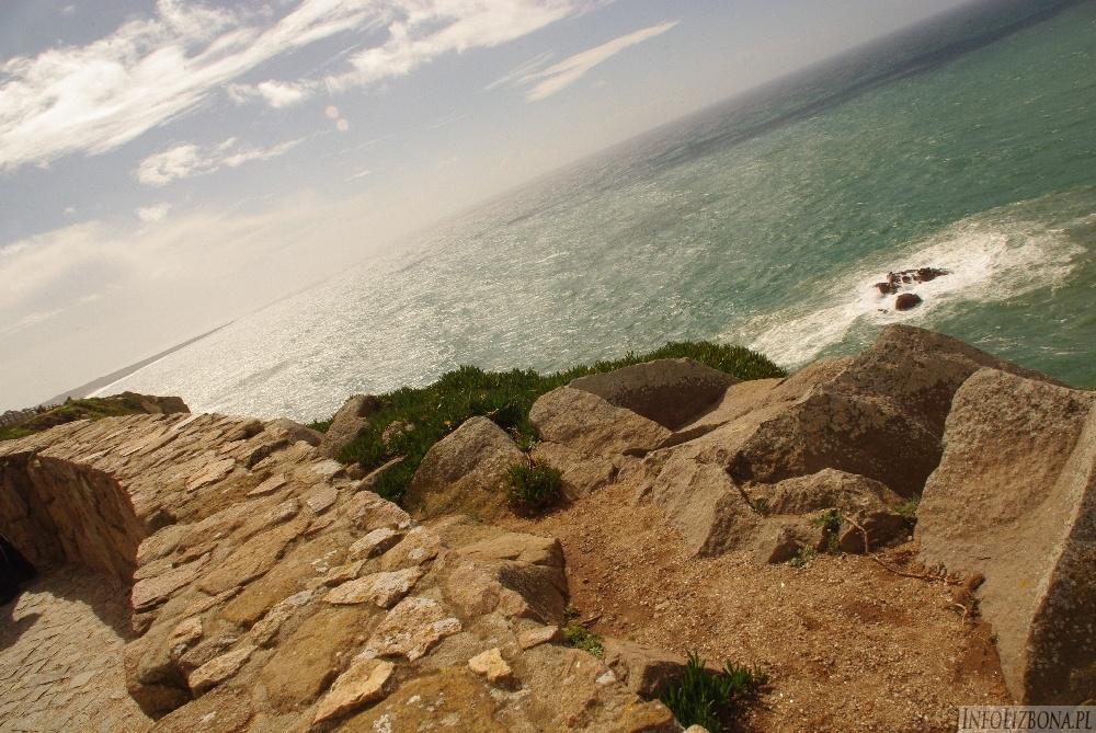 Capo da Roca Sintra Lizbona Przylądek Lisbon