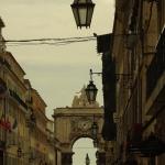 Łuk Triumfalny w Lizbonie Arco da Rua Augusta - przewodnik fotografie opis informacje zdjęcia