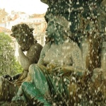 Lizbona Rossio Lisbon
