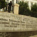 Pomnik Tolerancji w Lizbonie