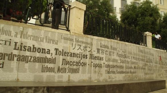 Lizbona. Miasto Tolerancji