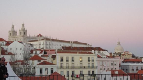 Convento e Igreja de São Vicente de Fora Lisbon Kościół św Wincentego w Lizbonie