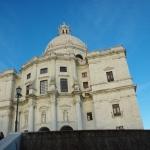 Igreja de Santa Engracia Lisbon Lizbona Panteon Narodowy