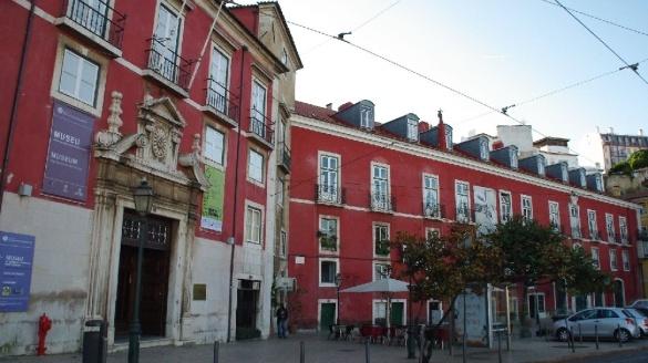 Museu de Artes Decorativas Portuguesas Lisbon Lisboa muzea
