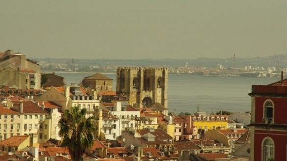 Klimat Lizbona Portugalia