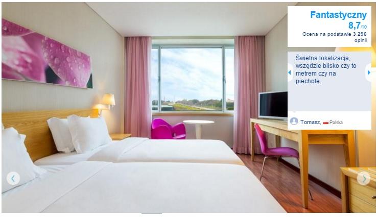 Lizbona Polecane tanie dobre sprawdzone hotele trzygwiazdkowe w Lizbonie Portugalia Lisbona 1