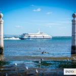 Lizbona: Pogoda w maju – temperatury, opady, prognoza, wykres klimatyczny