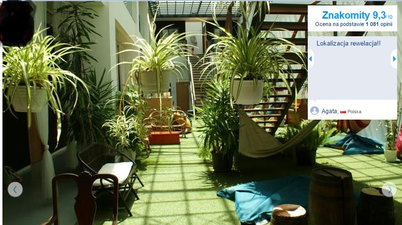 Lizbona polecane hostele w centrum ceny opinie przewodnik porady Portugalia Lisbona opis tanie hostel 1