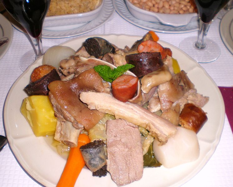 Potrawy portuglaskie zdjęcia portugalia kuchnia