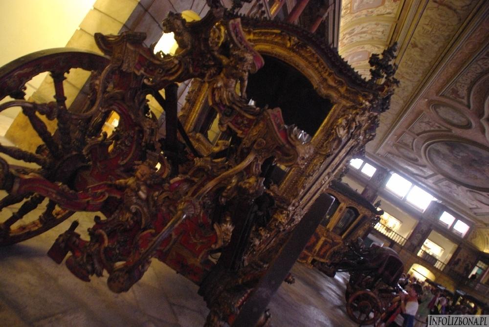IS_Belem Lizbona Muzeum Powozów 000014