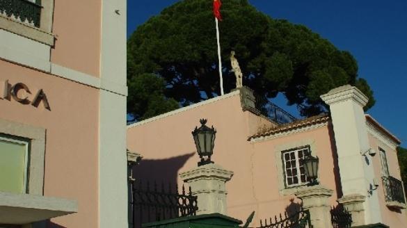 Pałac Belem Lizbona Pałac Betlejemski