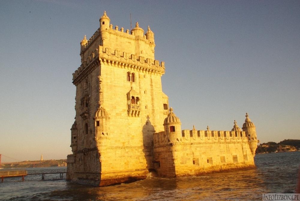 Wieża Belem (Torre de Belem) w Lizbonie - opis i zwiedzanie