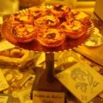 Ciasteczka Belem Lizbona babeczki Casa Pasteis de Belem w Lizbonie