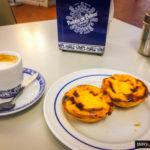Pyszna, słynna i słodka strona Lizbony – babeczki Pasteis de Belem