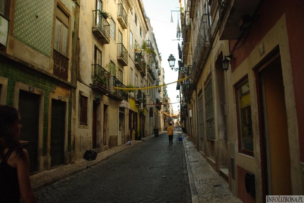 Bairro Alto Lizbona Lisbon Lisboa photo zdjęcia pics