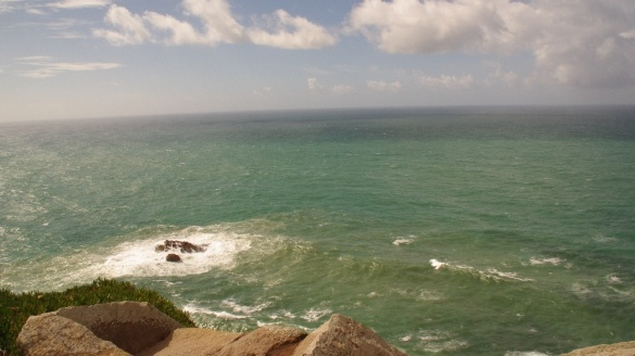 Cabo da Roca Sintra Lizbona dojazd