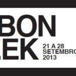 Lisbon Week 2013 – Poznaj Lizbonę, jakiej nigdy nie widziałeś! [Koncerty, wystawy, zwiedzanie – program]