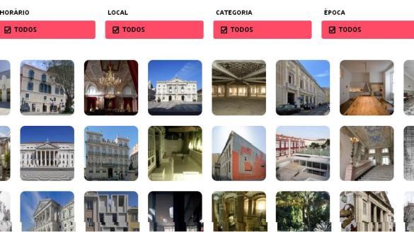 Lisboa Open House 2013 wydarzenia architektura zwiedzanie
