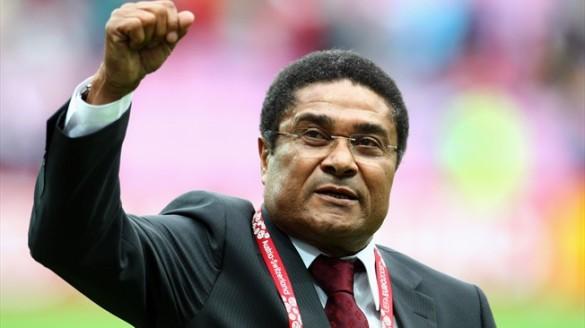 Eusebio śmierć portugalia piłka nożna