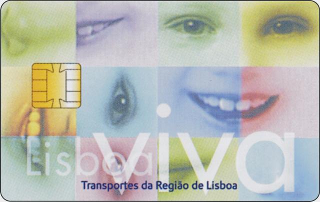 Lisboa Viva Card bilet miesieczny Lizbona Portugalia