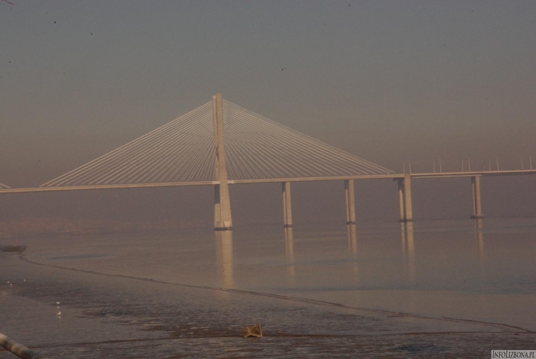Most Vasca da Gamy Lizbona Foto Zdjęcie Lisbona galeria