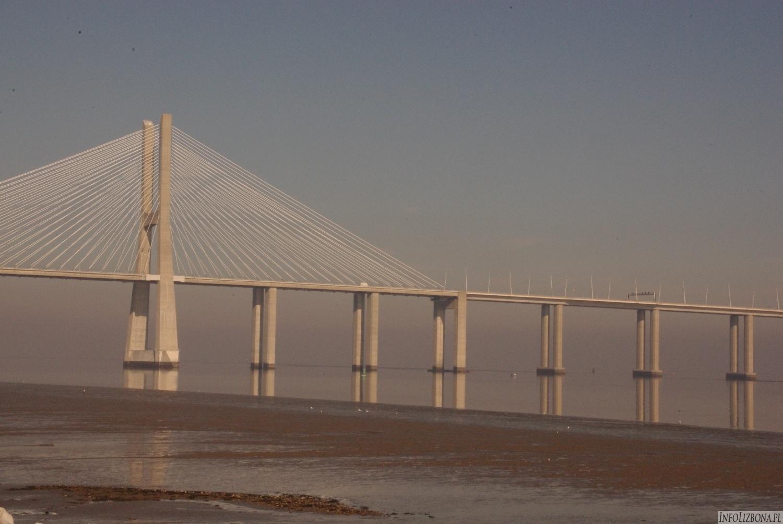 Most Vasco da Gama w Lizbonie Foto zdjęcie wideo przewodnik po Lizbonie
