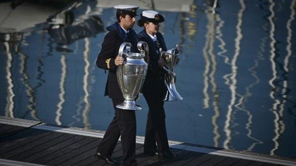 Lizbona Liga Mistrzów 2014 Zdjęcia Foto