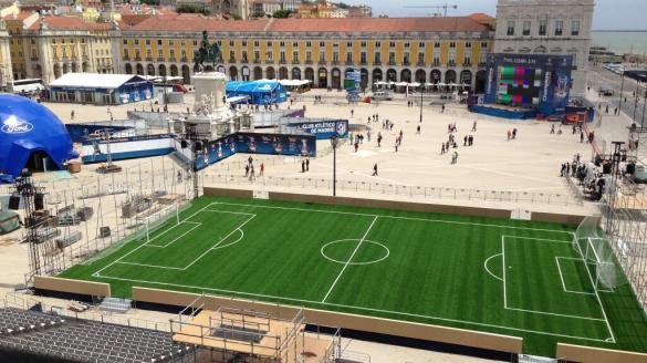 Lizbona Finał Ligi Mistrzów 2014 foto