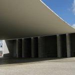 Pawilon Portugalii – nietypowa budowla w dzielnicy Oriente projektu Alvaro Siza