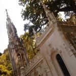 Quinta da Regaleira Sintra Lizbona Foto Zdjęcia Fotografie Przewodnik Zwiedzania