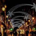Boże Narodzenie: Lizbona rozbłysła tysiącem światełek w 2014 roku! [Fotospacer po Lizbonie]