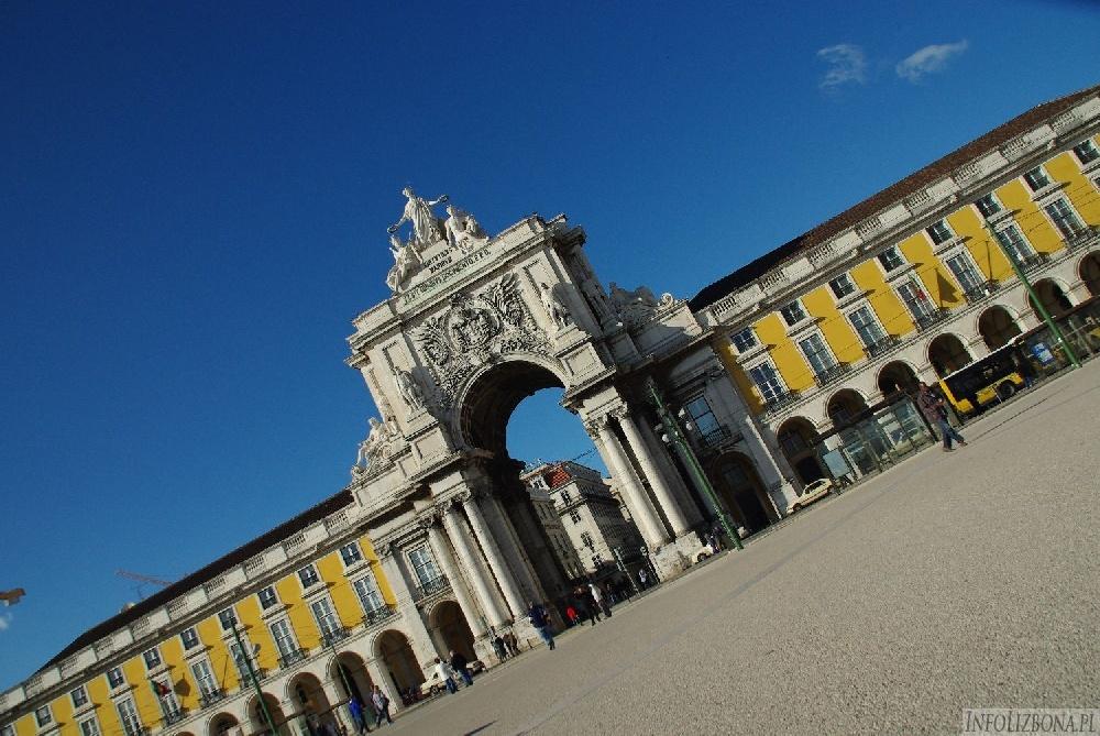 Fotografie Lizbona Polski Przewodnik Lisbona Portugalia Zabytki