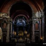 Pamięć płomieni: Spalony kościół Dominikanów na dużych zdjęciach