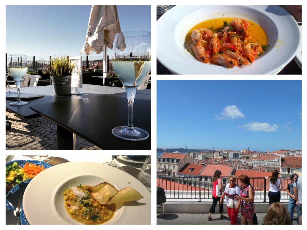 Zambeze restauracja Lizbona Lisbona