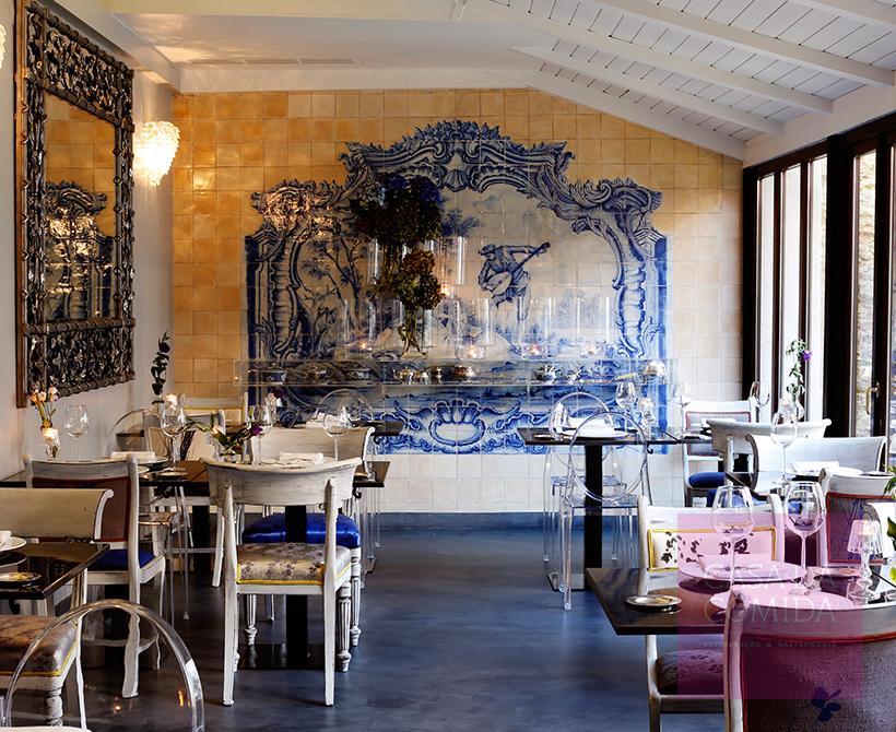 Najpiękniejsze restauracje w Lizbonie Lizbona Lisbona polecane restauracje kawiarnie