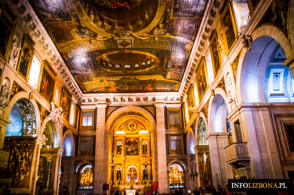 Kościół św. Rocha w Lizbonie Lisbonie Muzeum Fotografie Zdjęcia Przewodnik Bairro Alto kościoły w Lizbonie (17 of 19)