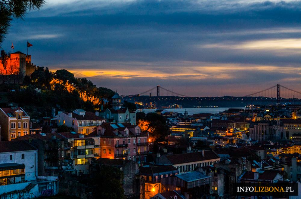 Lotnisko w Lizbonie Dojazd z do centrum w nocy Fotografie Zdjęcia Przewodnik Informacje Praktyczne