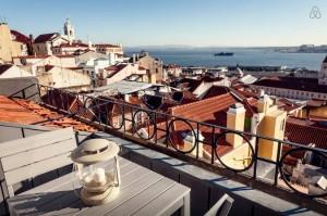 Apartamenty w Lizbonie Baixa do wynajęcia mieszkania zdjęcia fotografie