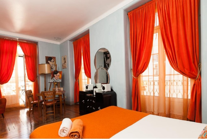 Artbeat Romms w Lizbonie pensjonat hotele polecane dobre sprawdzone Lizbona
