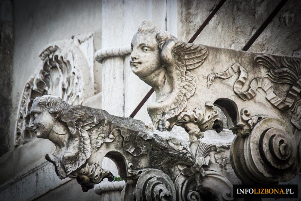 Muzeum Archeologiczne Carmo w Lizbonie Przewodnik Zwiedzanie Atrakcje Turystyczne Muzea Lizbona Foto Fotografie Zdjęcia