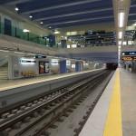 Nowa stacja metra w Lizbonie
