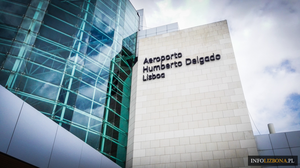 Lizbona lotnisko Humberto Delgado Airport Lisbon Lisboa Aeroporto Photos przewodnik dojazd opis Portugalia Portugal