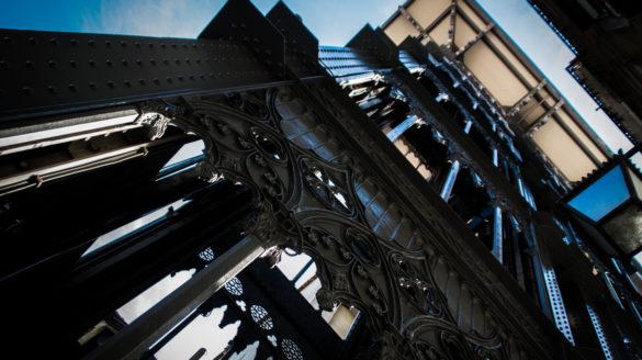 Lizbona Winda Elevador de Santa Justa Wieża Justyny zabytki atrakcje cena przejazd opis przewodnik photos zdjęcia foto Baixa