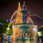 Lizbona w bożonarodzeniowej odsłonie – fotospacer po centrum miasta