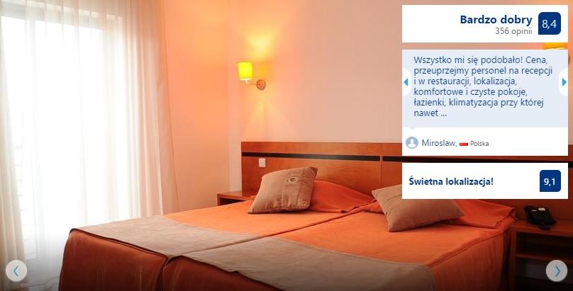Polecane noclegi w Fatimie w Portugalii Hotele Domy Pielgrzyma Tanie Pensjonaty Ekonomiczne Dobre Sprawdzone Sanktuarium w Fatimie Przewodnik Opis Gdzie Spać 10