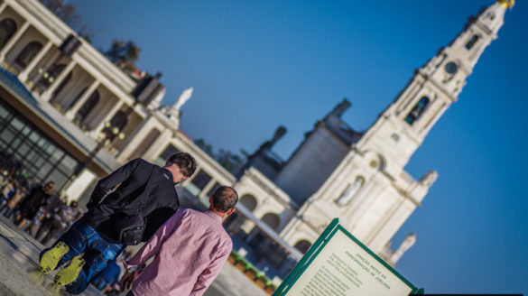 Polecane noclegi w Fatimie w Portugalii Hotele Domy Pielgrzyma Tanie Pensjonaty Ekonomiczne Dobre Sprawdzone Sanktuarium w Fatimie Przewodnik Opis Gdzie Spać 16