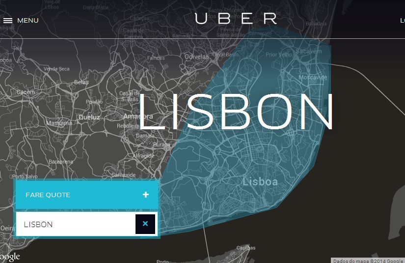 Uber Lizbona Porto Portugalia darmowe przejazdy kod promocyjny opis jak korzystać Lisbon Lisabon Lisboa Portugal 2
