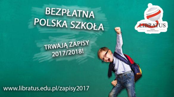 Nauka języka polskiego w Portugalii dla dzieci polskie szkoły Libratus 2017 2018 zapisy