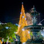 Święta Bożego Narodzenia – Fotospacer po Lizbonie 2017