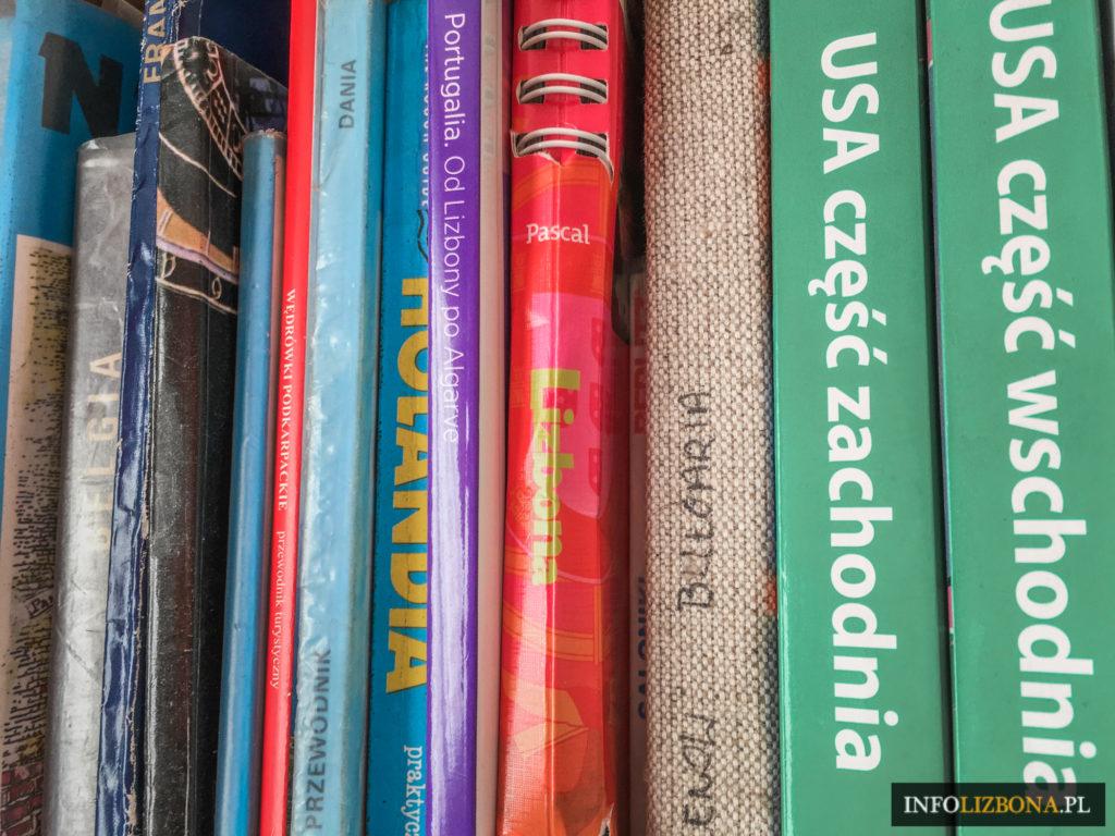 Dobry przewodnik po Lizbonie Lisbonie przewodniki książkowe po Portugalii ranking zestawienie opis opinie